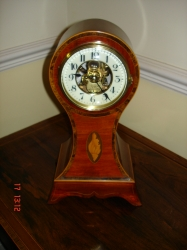 eureka clock