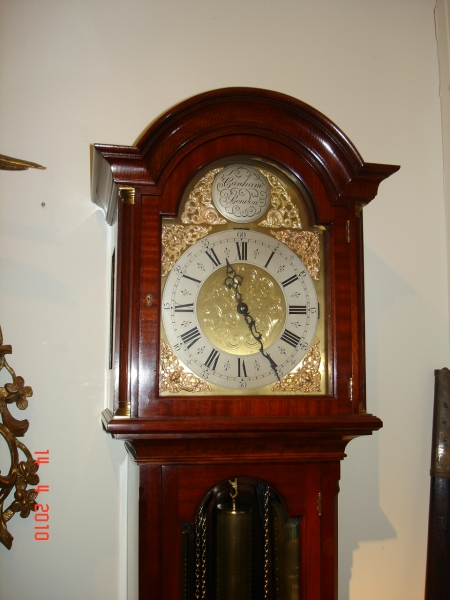 dating longcase clock dials Watch makers, clock peddlers, case makers, jewelers, label printers, dial makers,  and inventors are listed entries provide working dates and a geographic.